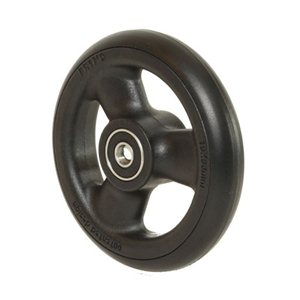 "Front Caster Wheels (pair) - 4"" x 1"""