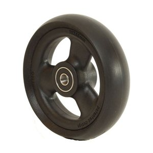 "Front Caster Wheels (pair) - 4"" x 1-1/4"""