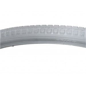 "PRIMO Orion 24 x 1-3/8 Grey Everyday Tire (pair) - 24"" (540mm)"