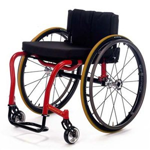 Invacare TopEnd Crossfire T6 Ultra Lightweight Wheelchair