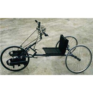 Eagle Sportschairs Roadrunner SS Handcycle