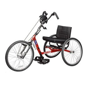Invacare TopEnd Excelerator Stock Handcycle