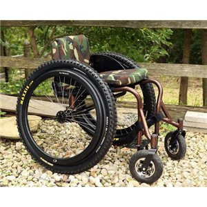 Invacare Top End Crossfire AT Off Road All Terrain  sc 1 st  ideamobility & Invacare Top End Crossfire AT Off Road All Terrain - ideamobility
