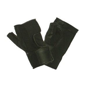 Hatch Wheelchair Quad Push Glove All Leather  WC100 (pair)