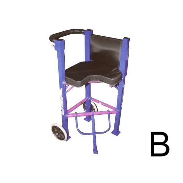 Eagle Sportschairs Field Chair Model A, B & T - ideamobility