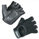 Hatch BR607 Mesh Backed Fingerless Gloves (pair)