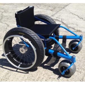 Eagle Sportschairs Sand And Surf Beach Wheelchair