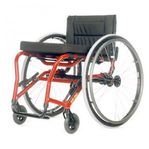Invacare TopEnd Terminator Aluminum Ultra Lightweight Rigid Wheelchair