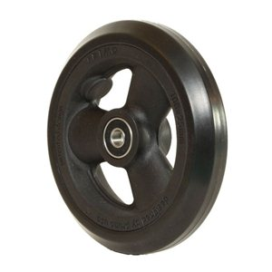"Front Caster Wheels (pair) - 5"" x 1"""
