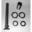 "Spinergy Axle 1/2"" To 5/8"" Conversion Kit (pair)"