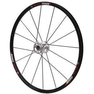 """Sun Components Fusion 16 Wheels (pair) - 24"""" (540mm) / 25"""" (559mm) / 26"""" (590mm)"""